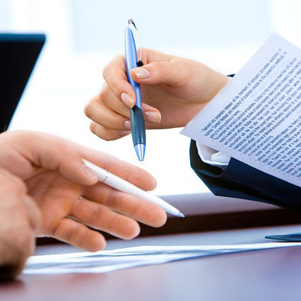 Consultancy services for new ventures